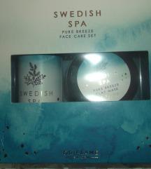 Set za negu lica SWEDISH SPA
