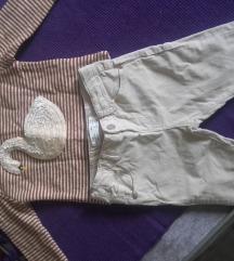 Zara komplet za bebe Novo