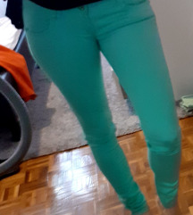Zelena pantalone