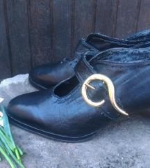 Vintage kozne cipele br. 36
