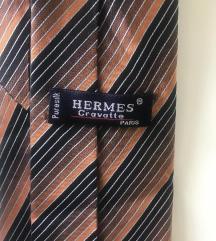 Hermes kravata Unikat