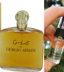 DEKANT Gio Giorgio Armani za žene***TOP***