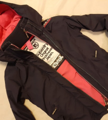 Superdry jakna zimska zenska ORIGINAL snizena