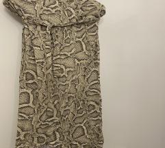 Suknja Haljina PS zmijski print