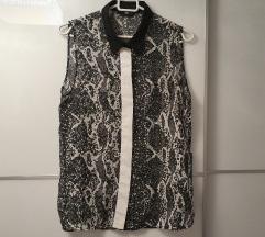 H&M prelepa snake lagana bluza 36-38