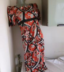 Fervente masnice na rukavu haljina M
