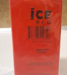 ICE RED SAKAMICHI Parfums, 100 ml.