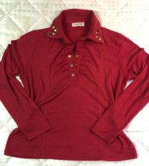 Bluzica crvena