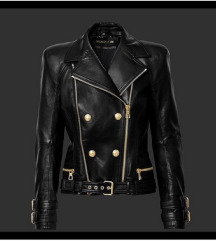 Balmain for hm kozna jakna