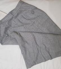 * Midi suknja *