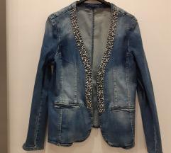 Sako/jaknica sa cirkonima