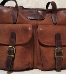 Manual - vintage kožna torba
