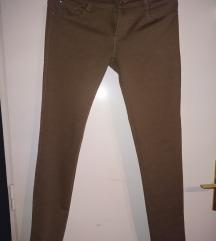 Braon pantalone