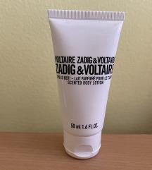 Zadig Voltaire body lotion, novo, original