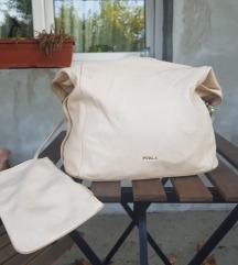 FURLA Zenska kozna torba ORIGINAL