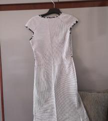 Prugasta ženska haljina, novo