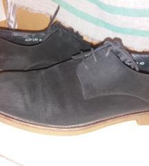 CALISTO MORETI muske kozne cipele-skupocene