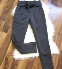 Hm pantalone duboki struk