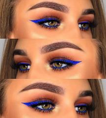NYX Sapphire blue ajlajner - nov 💙