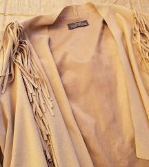 Bershka jakna sa resama