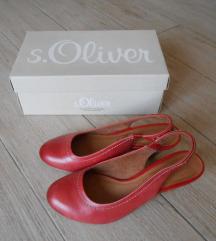 s.Oliver sandalete kozne 37