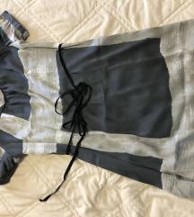 Zara svilena haljina S