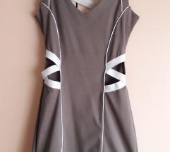 Kratka haljinica sa elastinom