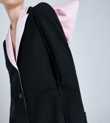Zara sako haljina sa masnom nova