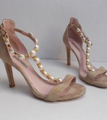 GIANNI MARRA kozne sandale