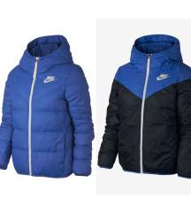 Nike jakna, 2 lica, original