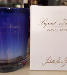 JHAG Liquid Illusion lux candle REZZ