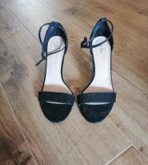 Kitten crne sandale 39