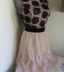 Nova Esta Line roze haljina 40