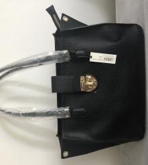 Nova velika crna torba sa etiketom Carpisa