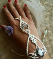 Narukvica prsten, Unikatna narukvica