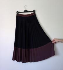 Rezz RICK&ROYAL plisse suknja