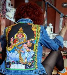 Unikatna Vintage texas jakna