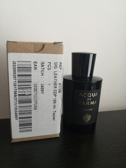 Acqua di parma Leather edp 100ml tstr
