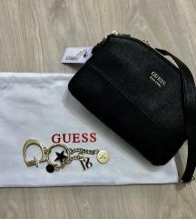 Guess lila torbica