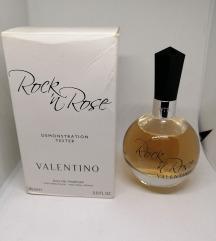 Original zenski tester VALENTINO Rock 'n Rose