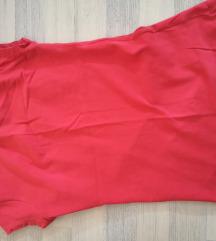 Florescentna pink majica, novo