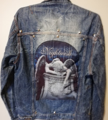 Rock/metal NIGHTWISH unisex jakna