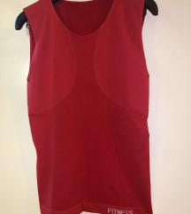 Crvena sportska majica na bretele, samo 290 🔥