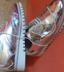 Zara cipele oksfordice 39