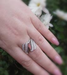 Prsten 925 18.5 mm