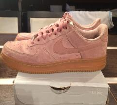 Nike Air Force 1 Low Suede Rose