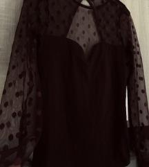 Bordo majica otvorenih leđa 🌙