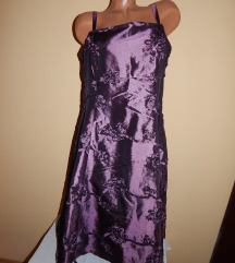 Ljubicasta haljina veci br