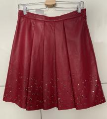 Moschino Kožna  suknja