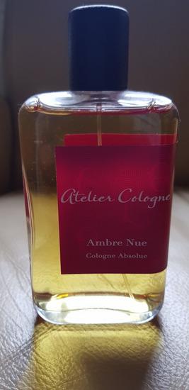 RezAtelier Cologne Ambre Nue parfem, or